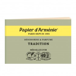 Photo Papier d'arménie tradition x12 Papier d'Arménie