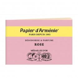 """Photo Papier d'arménie """"la rose"""" Papier d'Arménie"""