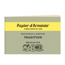 Photo Papier d'arménie tradition Papier d'Arménie