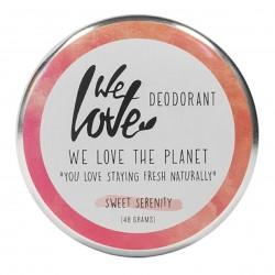 Photo Déodorant crème sweet serenity 48g bio We Love The Planet