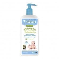 Photo Bioliniment oléo-calcaire 450ml bio Tidoo