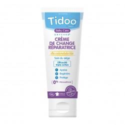 Photo Crème de change Réparatrice au Calendula en tube 75g bio Tidoo