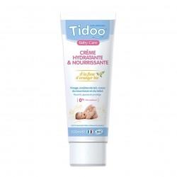 Photo Crème hydradante et nourrissante à la fleur d'oranger 100ml bio Tidoo