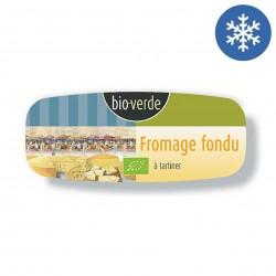 Photo Fromage fondu à tartiner 175g bio Bio Verde