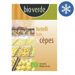 Photo Tortelli frais aux cèpes 250g bio Bio Verde