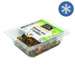 Photo Salade aux 2 lentilles 160g bio Carte Nature