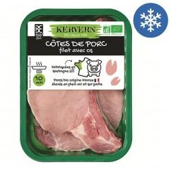 Photo Côtes de porc x2 - 320g bio Kervern