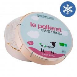 Photo Camembert de brebis Le Pelleret 200g bio La Lémance