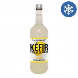 Photo Kefir d'eau et de fruits citron 75cl bio Le Labo Dumoulin
