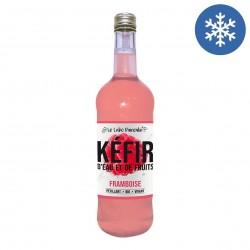 Photo Kefir d'eau et de fruits framboise 75cl bio Le Labo Dumoulin