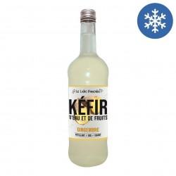 Photo Kefir d'eau et de fruits gingembre 75cl bio Le Labo Dumoulin
