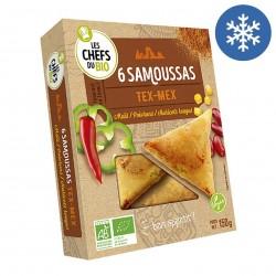 Photo Samoussas Tex-Mex 150g bio Les P'tits Chefs du Bio