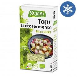 Photo Tofu lactofermenté ail des ours 2x100g bio Sojami