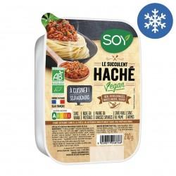 Photo Haché vegan 210g bio Soy