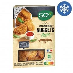 Photo Nuggets vegan 170g bio Soy