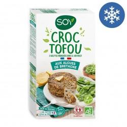 Photo Croc tofou algues de Bretagne vegan 2x100g bio Soy