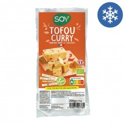 Photo Tofou au curry 2x125g bio Soy