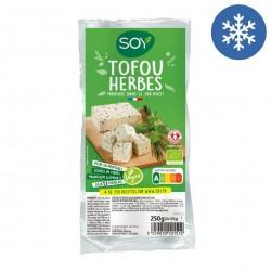 Photo Tofou aux herbes 2x125g bio Soy
