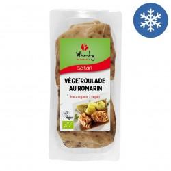 Photo Végé'Roulades au romarin à base de Seitan vegan 175g bio Wheaty