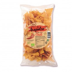Photo Tortilla chips chili 200g bio Acapulco