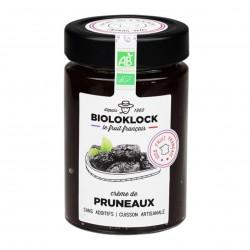 Photo Crème de pruneaux 230g bio Biolo'Klock