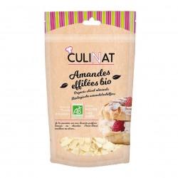 Photo Amandes effilées 125g bio Culinat