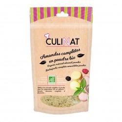 Photo Poudre d'amandes complètes 125g bio Culinat