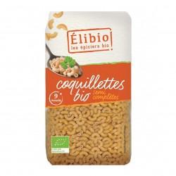 Photo Coquillettes semi-complètes 500g bio Elibio