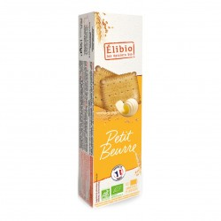 Photo Petits beurres 150g bio Elibio