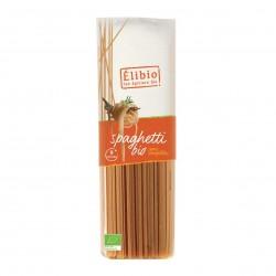 Photo Spaghetti semi-complets 500g bio Elibio