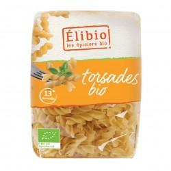 Photo Torsades blanches 500g bio Elibio