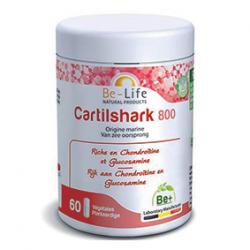 Photo Cartilshark 800 mg 60 gélules Be-Life