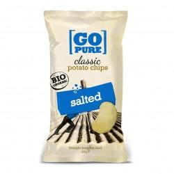 Photo Chips salés 125g bio Go Pure