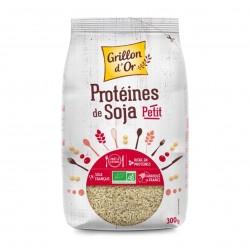Photo Protéines de soja - petit 300g bio Grillon d'Or