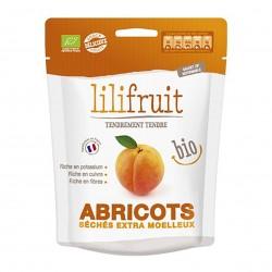 Photo Abricots séchés moelleux 150g bio Lilifruit