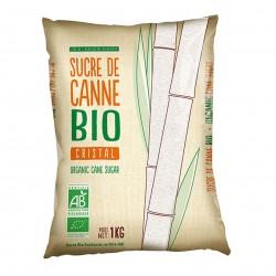 Photo Sucre de canne blond en poudre 1kg bio Loiret & Haentjens