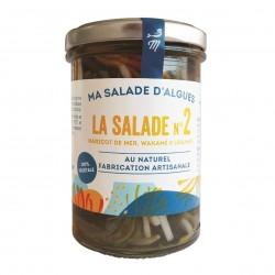 Photo Salade d'algues (haricot de mer
