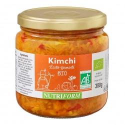 Photo Kimchi lacto-fermenté 380g bio Nutriform