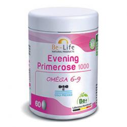 Photo Evening primerose 1000 60 capsules Bio Be-Life