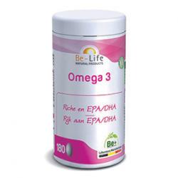 Photo Omega 3 500 180 capsules Be-Life