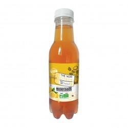 Photo Thé glacé - thé noir et citron 1l bio Biodyssée