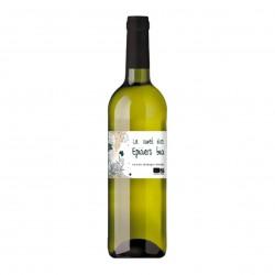 Photo La Cuvée des Epiciers - vin blanc Espagne 75cl bio Elibio