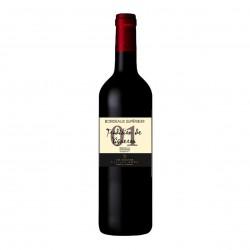 Photo Tradition de Vigneron - vin rouge AOP Bordeaux supérieur 75cl bio Elibio