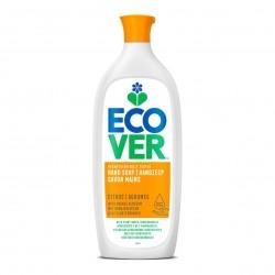 Photo Recharge de savon mains agrumes 1l Ecover