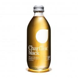 Photo Thé glacé Charitea Black au thé noir 33cl bio Lemonaid & Charitea