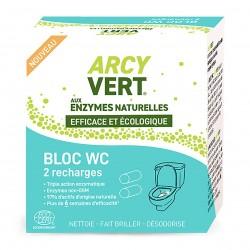 Photo Bloc WC 2 recharges Arcy Vert