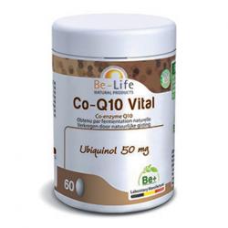 Photo CO Q10 Vital  (Co-enzyme Q10) 60 capsules Be-Life