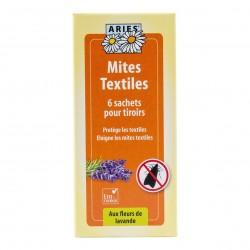 Photo Sachet répulsif pour tiroir anti-mites textiles x6 Aries