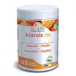 Photo Acérola 50 gélules Be-Life