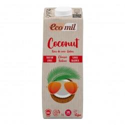 Photo Lait de Coco Nature Classic 1L Bio Ecomil